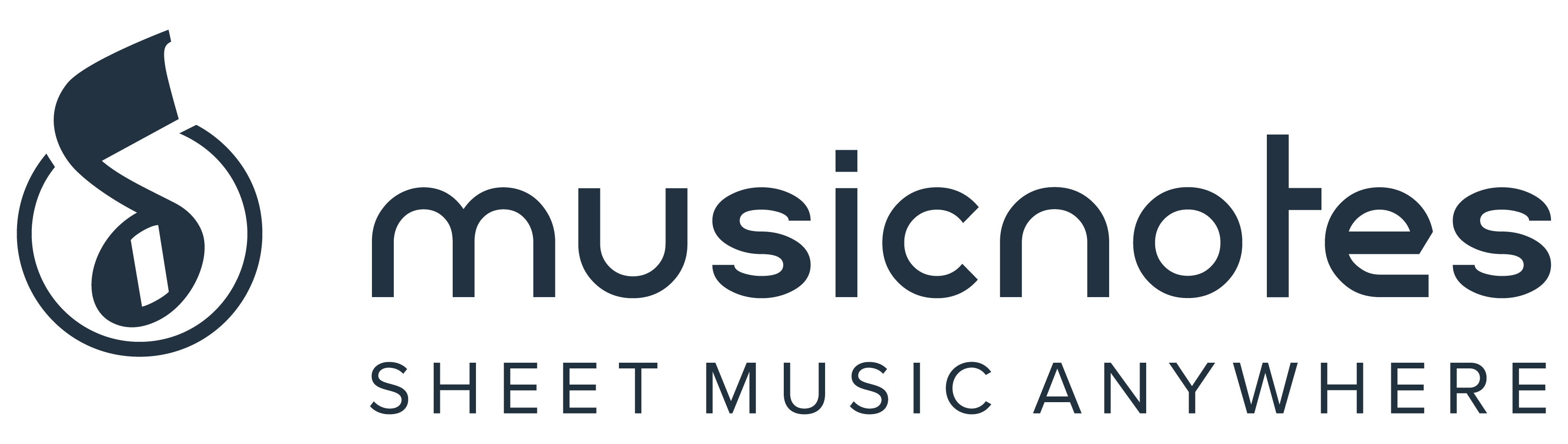 My Musicnotes Store